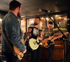 The Pistol Whips @The Dakota Tavern 1