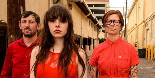 A Dislocated Jaw, Sexist Remarks, Bullies and Chai Tea: The Tour Diaries of Le Butcherettes.