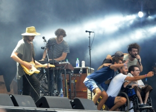 Edward Sharpe & The Magnetic Zero's 3