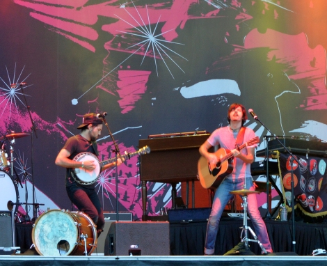 The Avett Brothers @ Osheaga 2