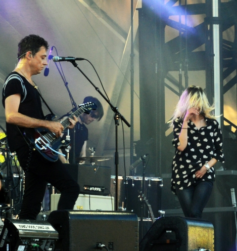 The Kills @ Osheaga 2