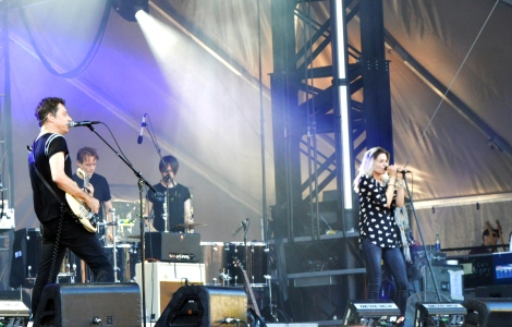 THE KILLS @ OSHEAGA