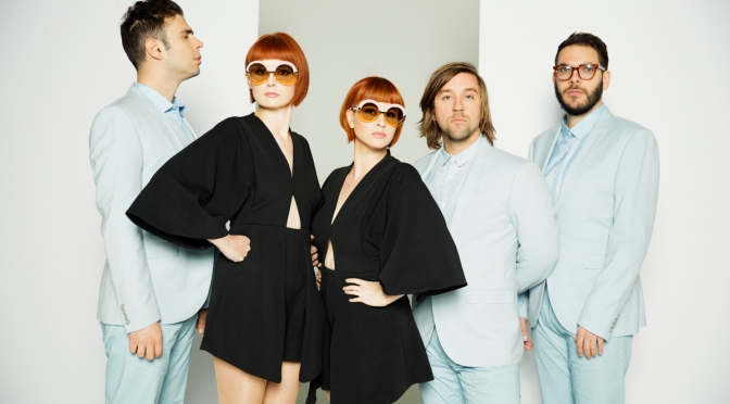 A Show to See: Lucius Announce Tour Dates