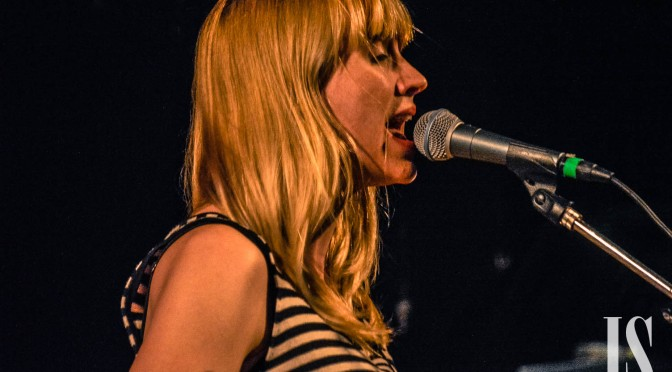 [Reviewed] Light night with Wye Oak @ Lee's Palace