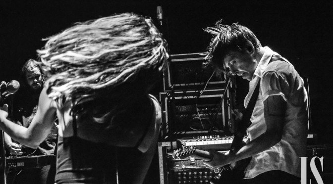 July Talk at The Edge: A love story