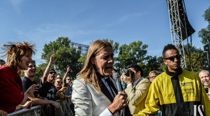 [Photos] TURF Day One: The Hives, James Bay + more