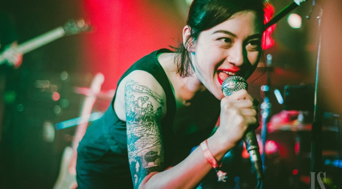 Front row at CMW: Japanese Breakfast + more