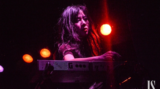 Front row at Canadian Music Week: L.A. Witch & The Barberettes