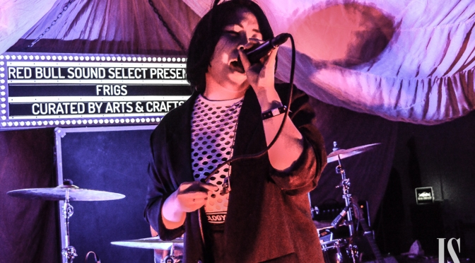 Front Row at Canadian Music Week: She Devils, Frigs + more