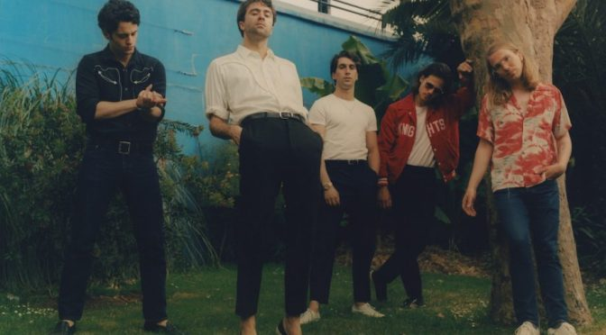 """The Vaccines are back at it, listen to their new single """"I Can't Quit"""""""