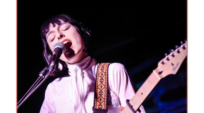 Seen. Chewed. Reviewed: Stella Donnelly  @ The Drake