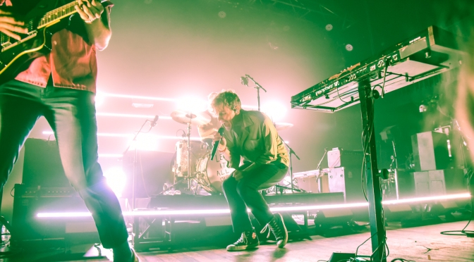 Live: Coin at The Opera House